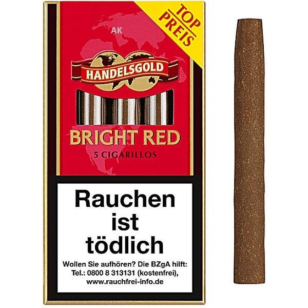 Handelsgold Bright Red Cigarillos