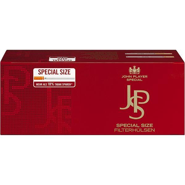 JPS Special Hülsen Red