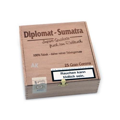 Diplomat Gran Corona Sumatra