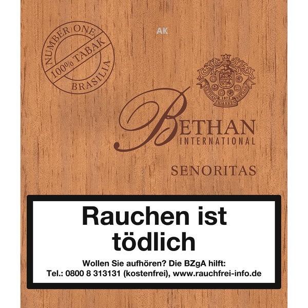 Dannemann Bethan International Nr. 1 Brasil